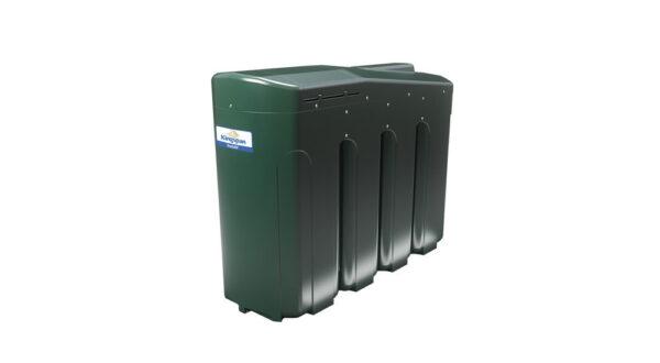 ESSL4000 - Titan EcoSafe Slimline Bunded Oil Tank 4000 Litres